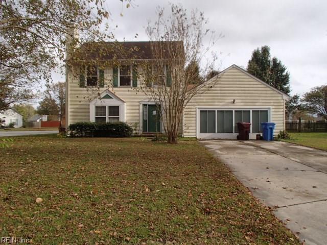 409 Creekwood Dr, Chesapeake, VA 23323 (#10229048) :: Abbitt Realty Co.