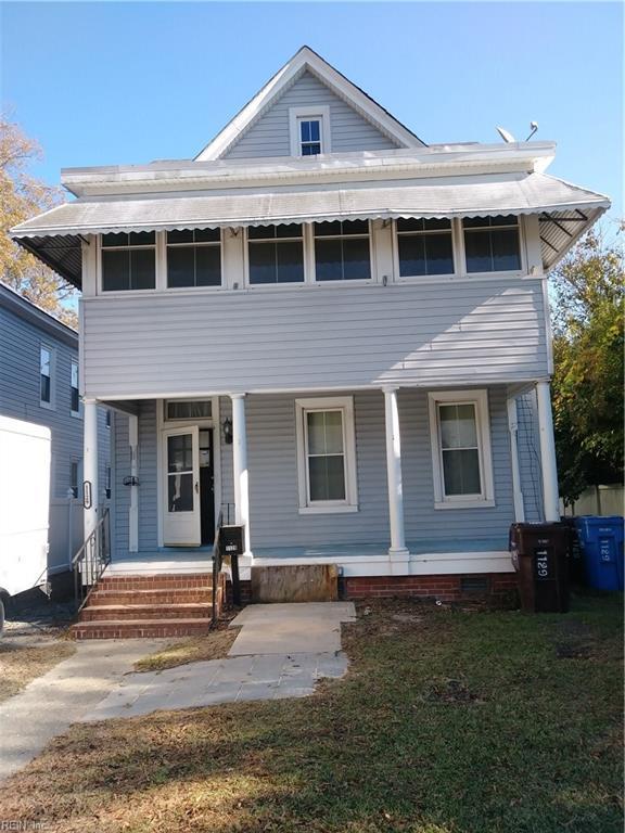 1129 Stewart St, Chesapeake, VA 23324 (#10229057) :: Abbitt Realty Co.