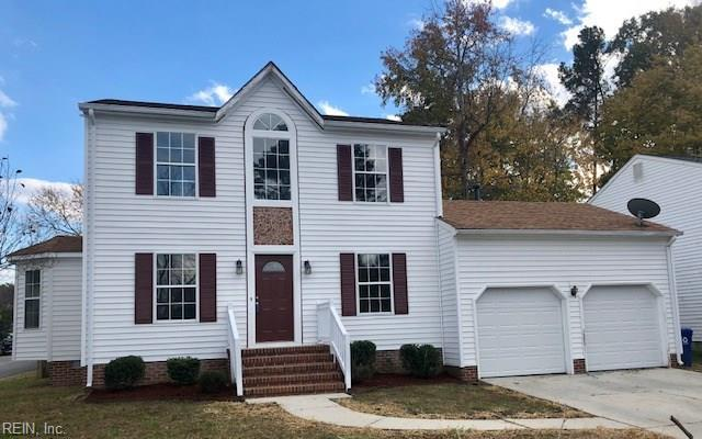 714 Frigate Dr, Newport News, VA 23608 (#10229066) :: Abbitt Realty Co.