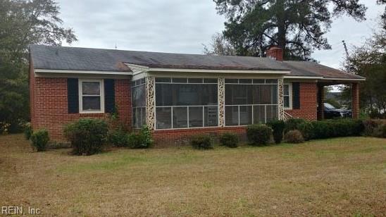 25454 Woodland Park Cir, Southampton County, VA 23837 (#10229166) :: Momentum Real Estate