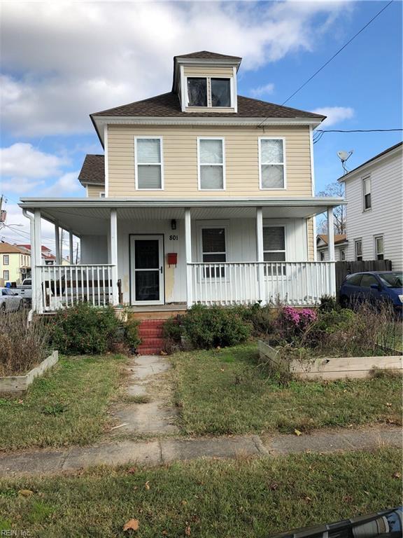 801 D St, Chesapeake, VA 23324 (#10229167) :: Abbitt Realty Co.
