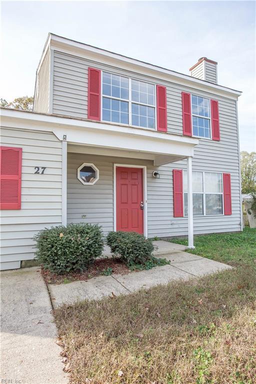 27 Tupelo Cir, Hampton, VA 23666 (#10229260) :: Abbitt Realty Co.