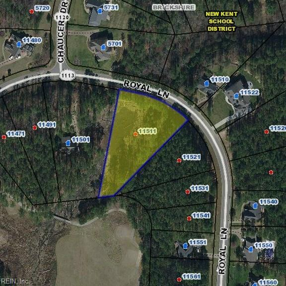 11511 Royal Ln, New Kent County, VA 23140 (#10229287) :: Coastal Virginia Real Estate