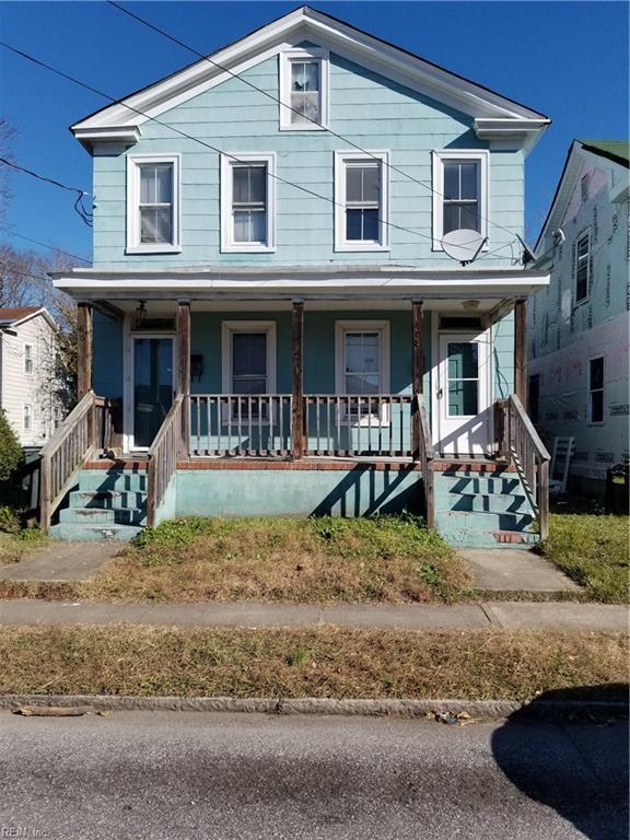 606 Walker Ave, Norfolk, VA 23523 (#10229480) :: Coastal Virginia Real Estate