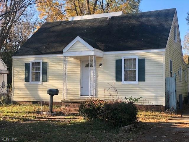 3451 Herbert St, Norfolk, VA 23513 (#10229688) :: Abbitt Realty Co.