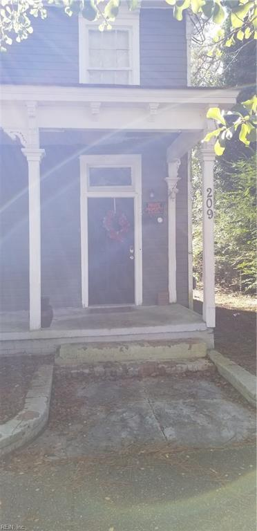 209 Central Ave, Suffolk, VA 23434 (#10229778) :: Vasquez Real Estate Group