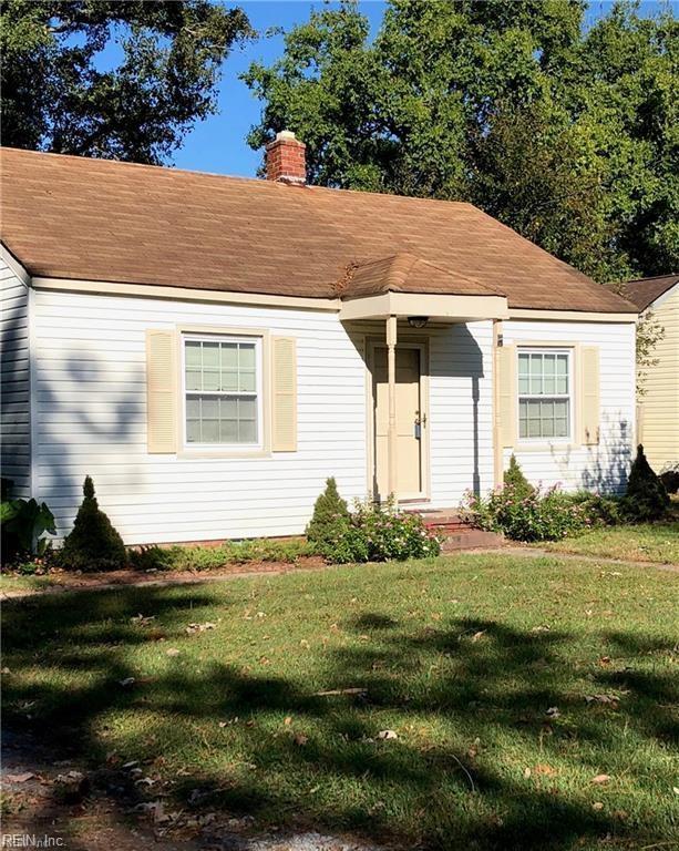 70 Foxgrape Rd, Portsmouth, VA 23701 (#10229867) :: Abbitt Realty Co.