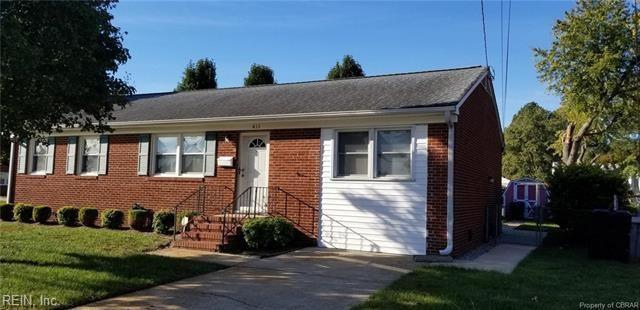411 Big Bethel Rd, Hampton, VA 23666 (#10230006) :: Abbitt Realty Co.