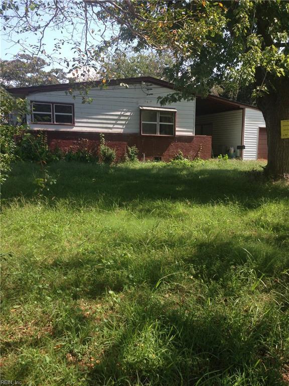 412 Poplar Hall Cir, Norfolk, VA 23502 (MLS #10230110) :: Chantel Ray Real Estate