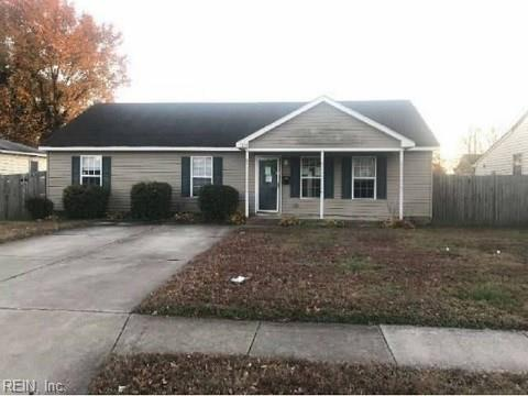 1319 Wirt Ave, Portsmouth, VA 23704 (MLS #10230194) :: Chantel Ray Real Estate