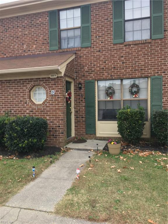300 Circuit Ln D, Newport News, VA 23608 (#10230205) :: Austin James Real Estate