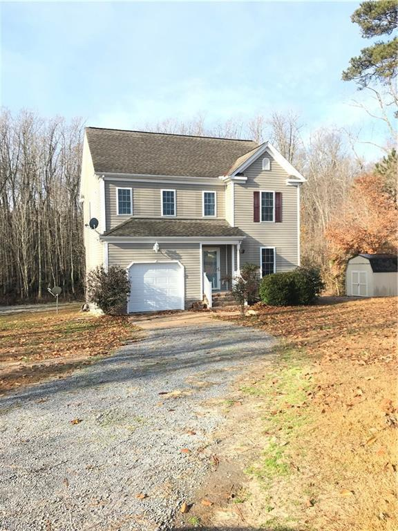 4090 Beechland Rd, Surry County, VA 23846 (#10230651) :: Reeds Real Estate