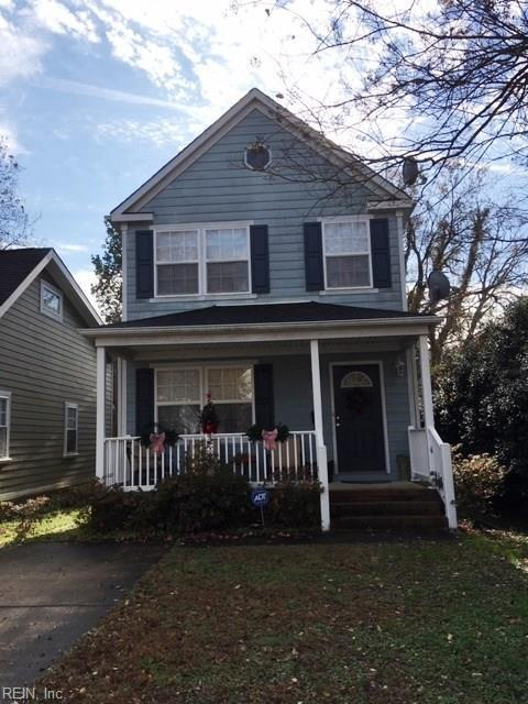 205 Washington St, Isle of Wight County, VA 23430 (MLS #10230677) :: AtCoastal Realty