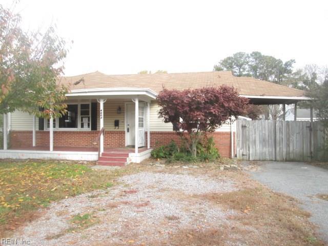 4402 Bart St, Portsmouth, VA 23707 (#10230821) :: Coastal Virginia Real Estate