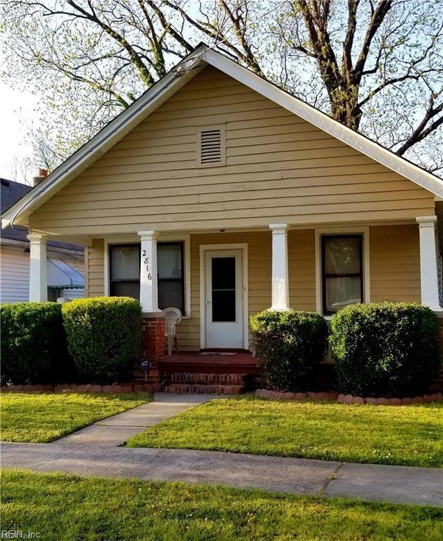 2816 Victoria Ave, Norfolk, VA 23504 (#10230932) :: Abbitt Realty Co.