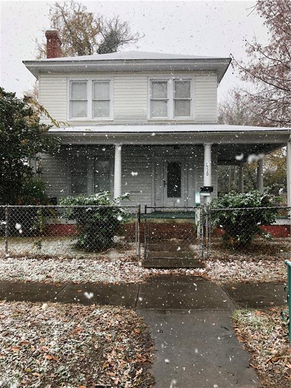2110 Chestnut Ave, Newport News, VA 23607 (#10231023) :: Atkinson Realty