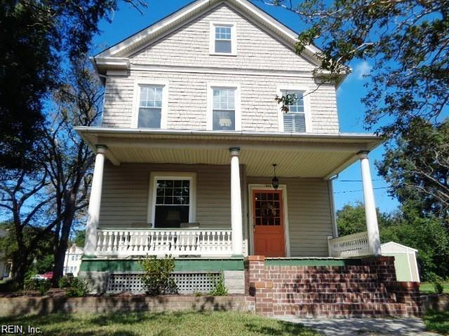 1630 Barron St, Portsmouth, VA 23704 (MLS #10231032) :: AtCoastal Realty