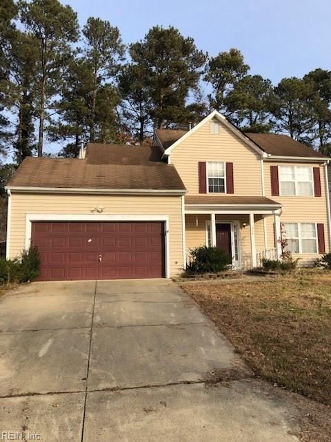 844 Chapin Wood Dr, Newport News, VA 23608 (#10231132) :: Abbitt Realty Co.