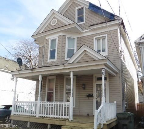 316 49th St, Newport News, VA 23607 (#10231146) :: Abbitt Realty Co.