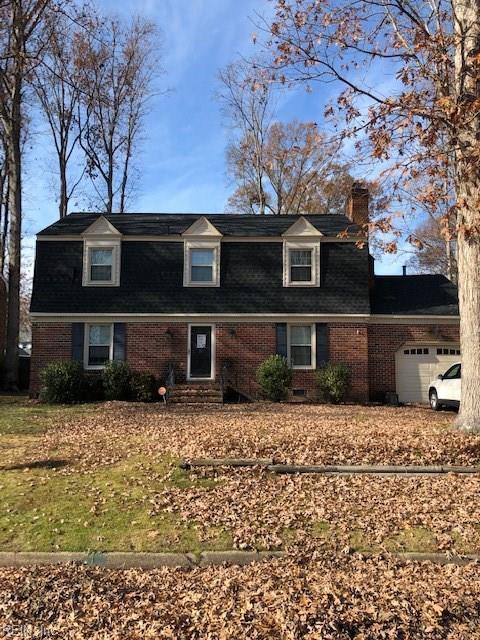 2105 Southgate Rd, Newport News, VA 23602 (#10231162) :: Abbitt Realty Co.