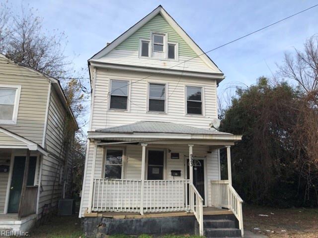 923 27th St, Newport News, VA 23607 (#10231198) :: Abbitt Realty Co.