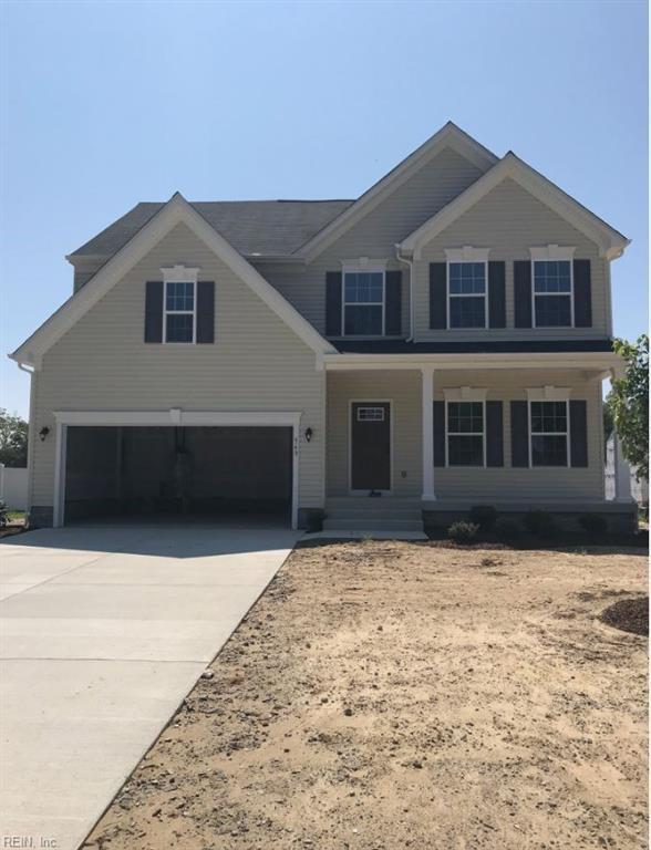 MM Gen Oliver Way, Newport News, VA 23602 (#10231303) :: Momentum Real Estate