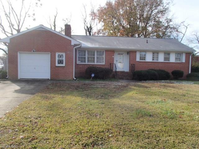 12 Inglewood Dr, Hampton, VA 23666 (#10231427) :: RE/MAX Central Realty