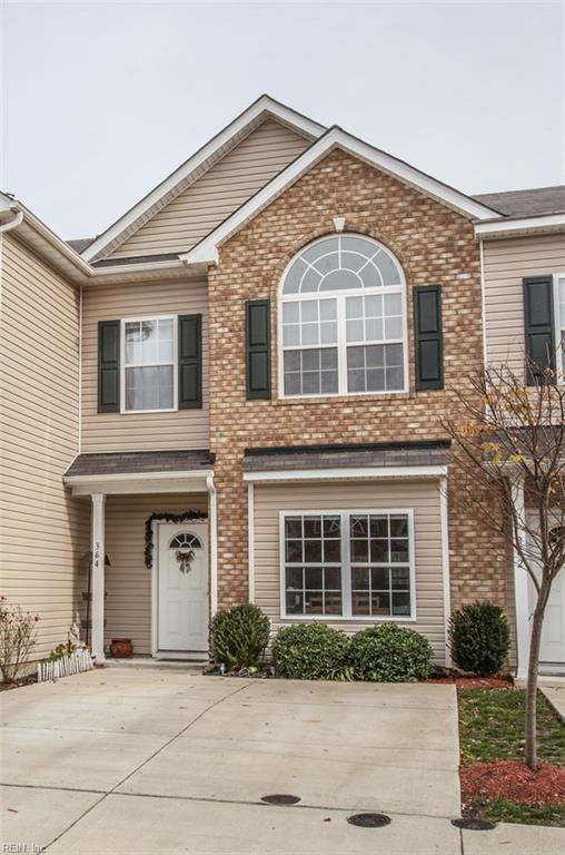 364 Fort St, Newport News, VA 23608 (#10231878) :: Berkshire Hathaway HomeServices Towne Realty