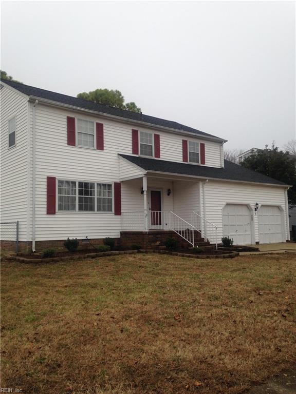 8 Zilber Ct, Hampton, VA 23669 (#10231917) :: Berkshire Hathaway HomeServices Towne Realty