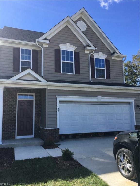207 Fletchers Cres 18A, York County, VA 23185 (#10231987) :: Momentum Real Estate