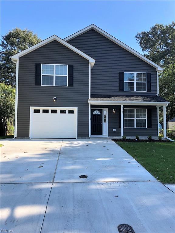 2055 Maywood St, Chesapeake, VA 23323 (#10232088) :: Austin James Real Estate