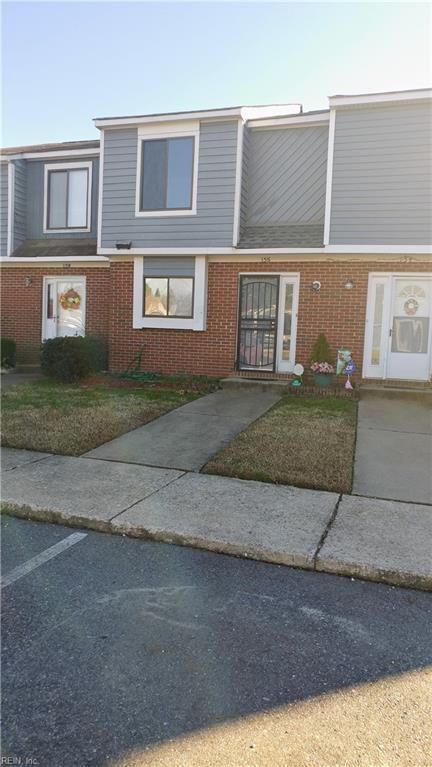 156 Eberly Ter, Hampton, VA 23669 (#10232122) :: Atlantic Sotheby's International Realty
