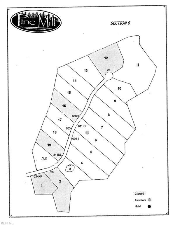 Lot 3 Poplar Ridge Dr, Gloucester County, VA 23061 (#10232517) :: Berkshire Hathaway HomeServices Towne Realty