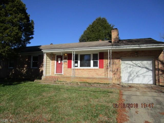 335 Helena Dr, Newport News, VA 23608 (MLS #10232580) :: AtCoastal Realty
