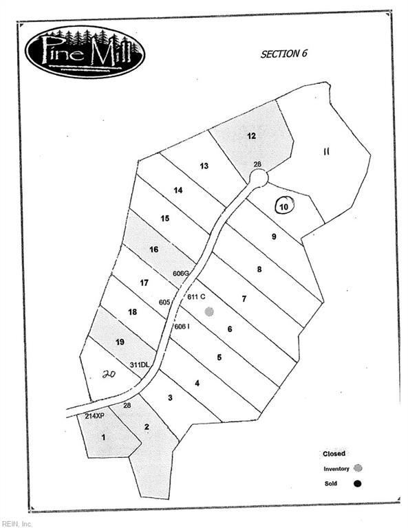 Lot 10 Poplar Ridge Dr, Gloucester County, VA 23061 (#10232703) :: Chad Ingram Edge Realty