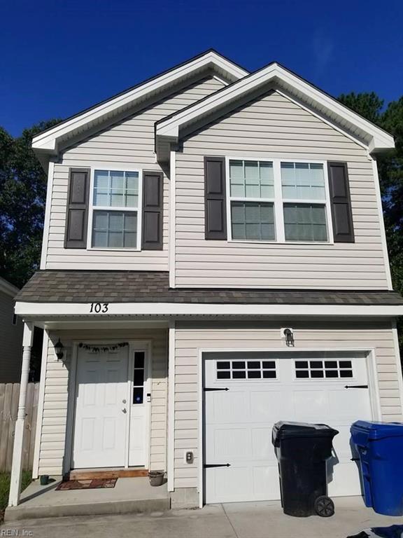103 Budding Ave, Virginia Beach, VA 23452 (#10232923) :: Berkshire Hathaway HomeServices Towne Realty