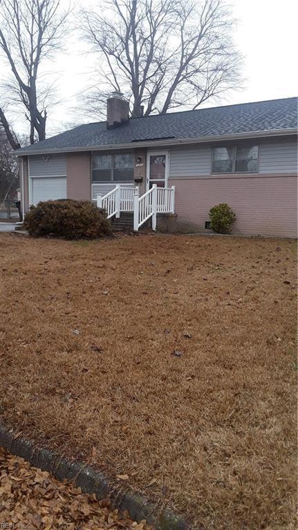 121 Pennwood Dr, Hampton, VA 23666 (#10233374) :: Abbitt Realty Co.