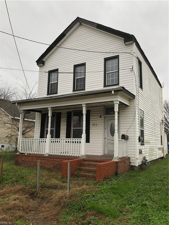 311 Berkley Ave, Norfolk, VA 23523 (#10233766) :: Coastal Virginia Real Estate