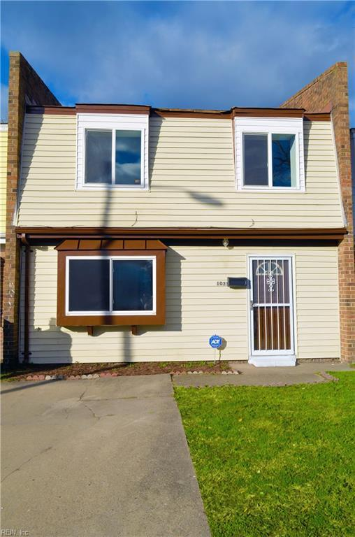 1031 Dubose Dr, Norfolk, VA 23504 (#10233822) :: Austin James Real Estate