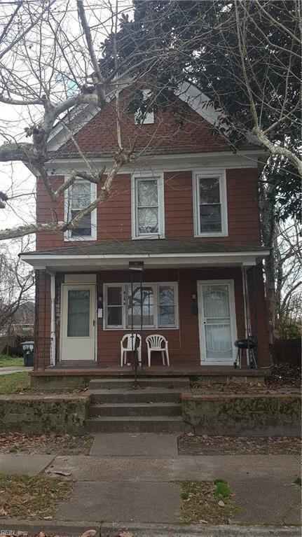 818 30th St, Newport News, VA 23607 (#10234131) :: 757 Realty & 804 Homes