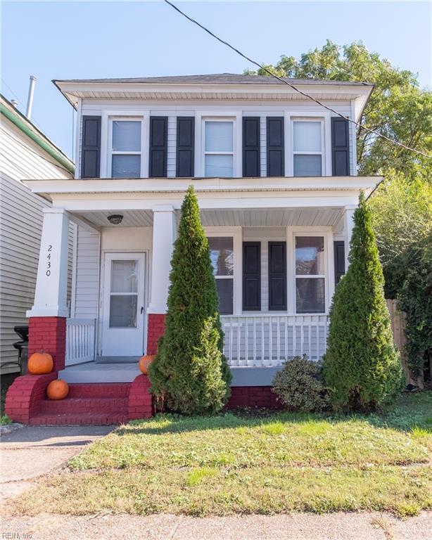 2430 Barre St, Norfolk, VA 23504 (#10234186) :: Vasquez Real Estate Group