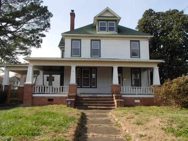305 S Broad St, Suffolk, VA 23434 (#10234207) :: Coastal Virginia Real Estate
