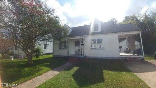 4543 Bankhead Ave, Norfolk, VA 23513 (#10234351) :: Kristie Weaver, REALTOR