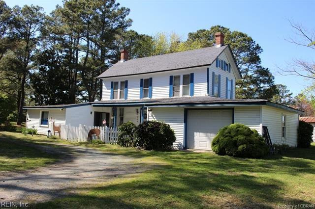 887 Horn Harbor Ave, Mathews County, VA 23125 (#10234697) :: Berkshire Hathaway HomeServices Towne Realty