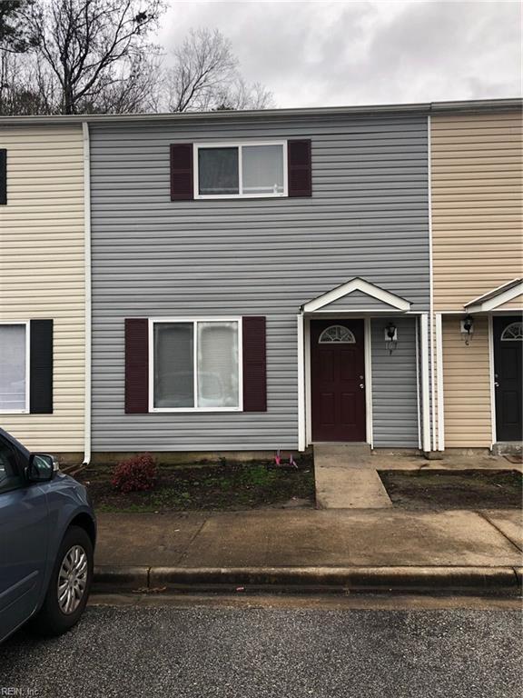 167 Delmar Ln F, Newport News, VA 23602 (#10234737) :: Austin James Real Estate