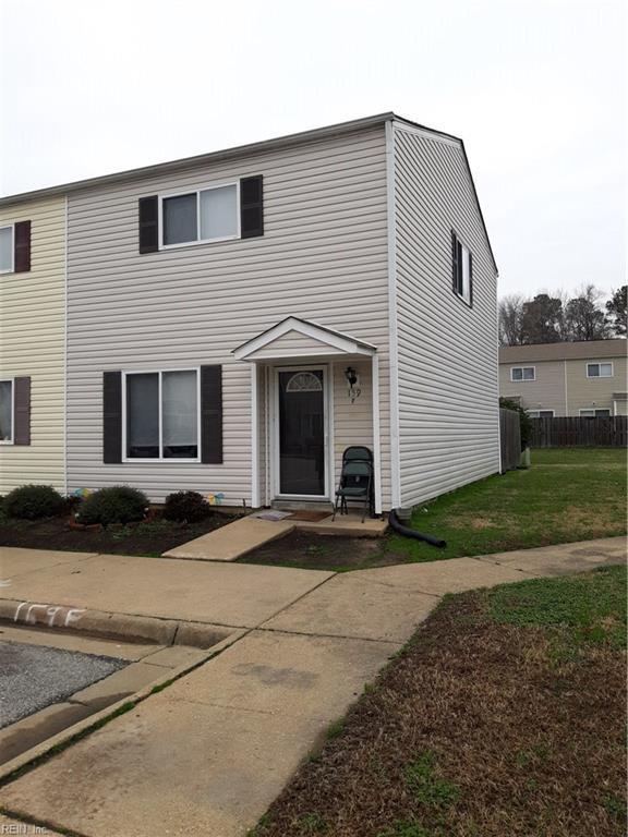 159 Delmar Ln F, Newport News, VA 23602 (#10234790) :: Austin James Real Estate
