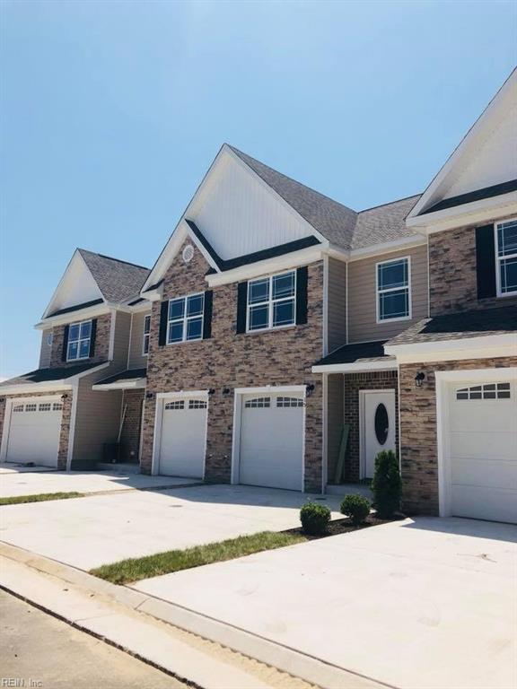 15 Mallory Way, Hampton, VA 23664 (#10234861) :: Austin James Real Estate