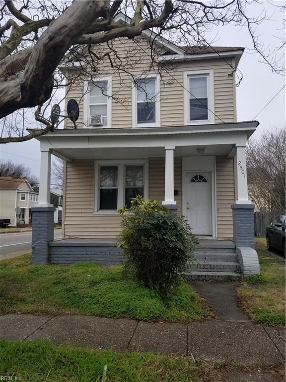 2501 Barre St, Norfolk, VA 23504 (#10234897) :: Vasquez Real Estate Group