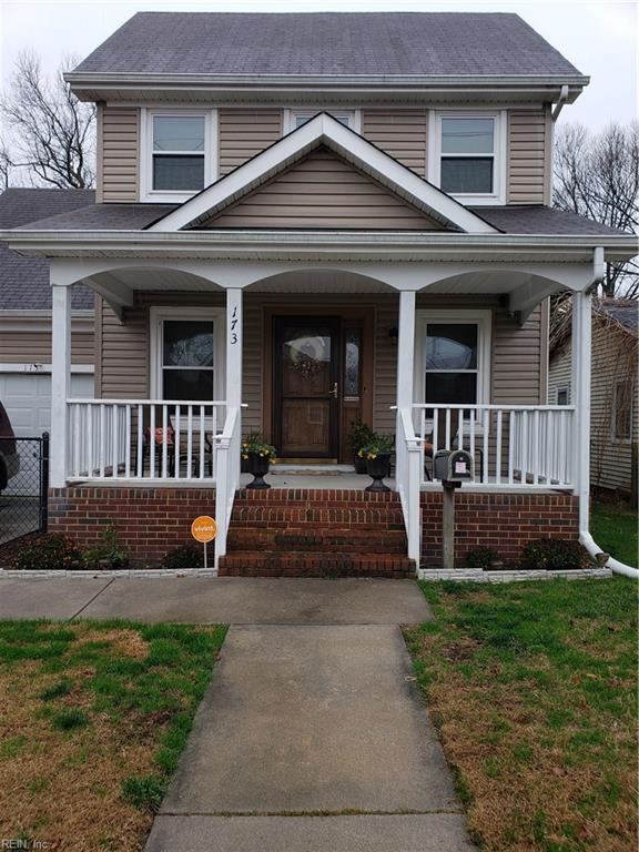 173 D View Ave, Norfolk, VA 23503 (#10234934) :: The Kris Weaver Real Estate Team