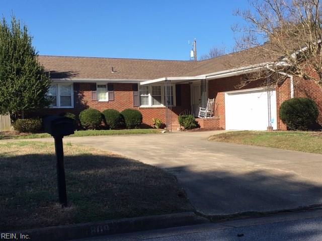 809 Meighan Dr, Virginia Beach, VA 23464 (#10235157) :: Austin James Real Estate